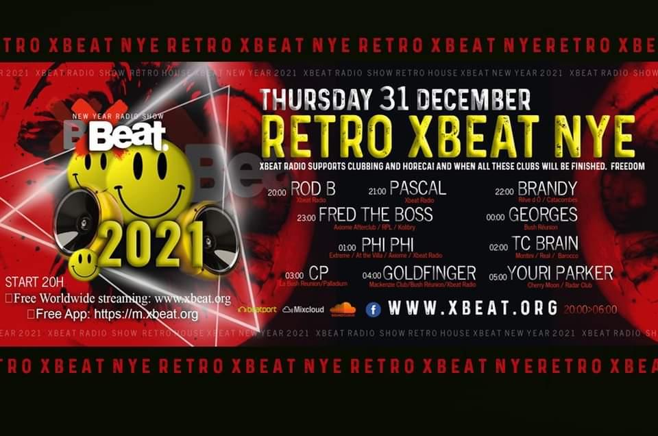 RETRO NEW YEAR 2020-2021